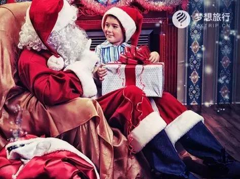"""圣诞老人真的存在吗?"""""""