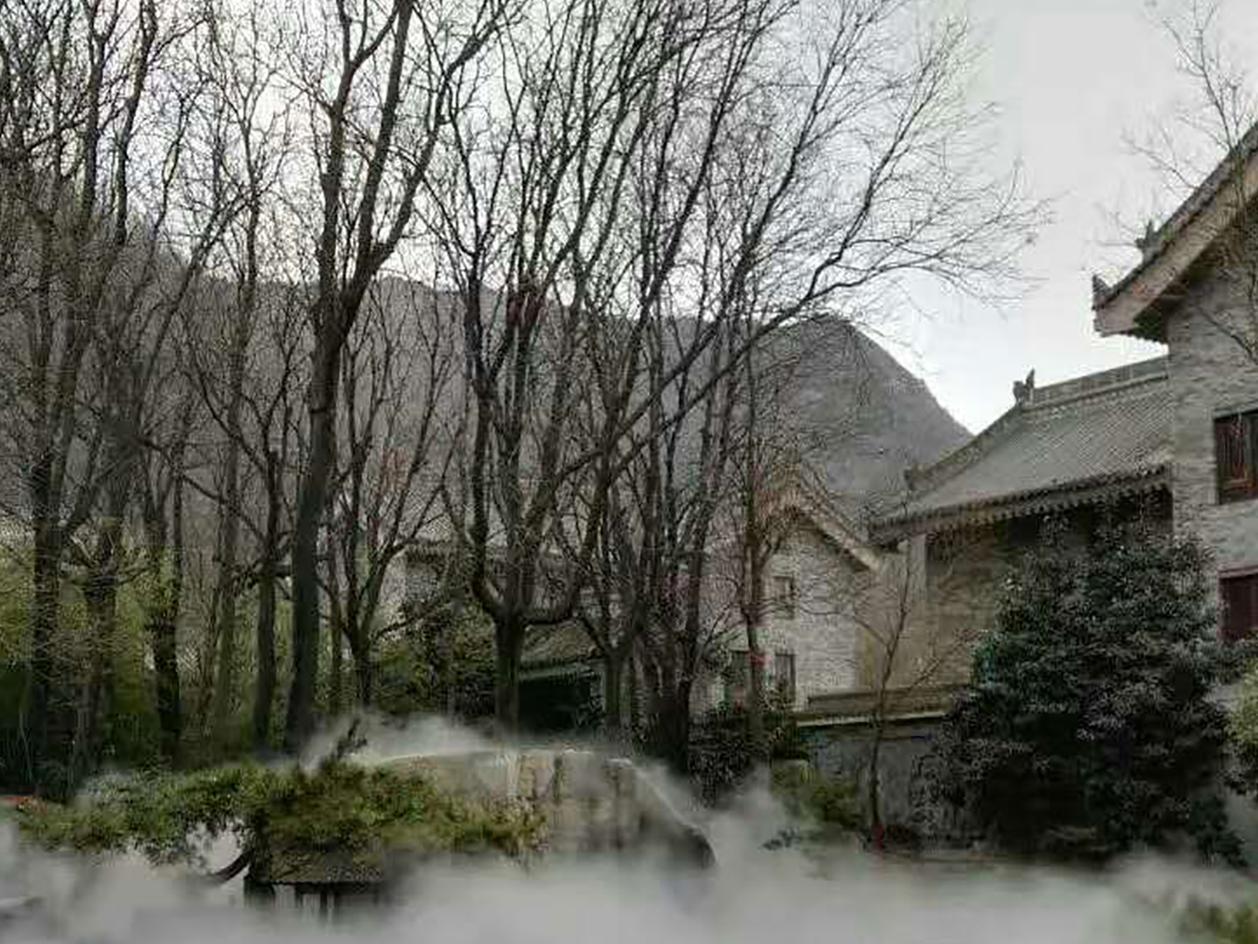 """这处宅院 你一定来过 不在西安院子 就在你的梦里"""""""