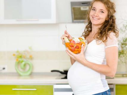 """4种水果对孕妈和胎儿好处多,益智又安胎快吃起来"""""""