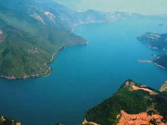 """马湖:与邛海、泸沽湖齐名的四川第三大天然湖泊"""""""