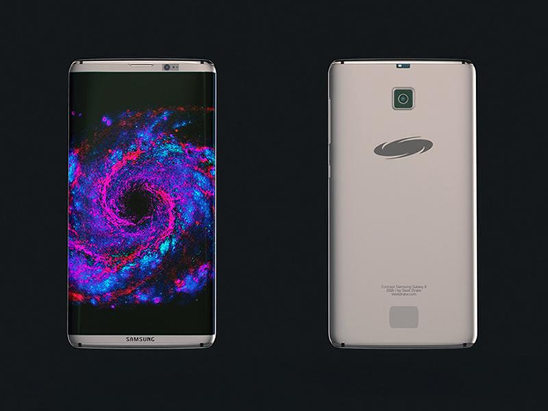 传三星Galaxy S8配备8GB内存 UFS 2.1存储技术的照片 - 2