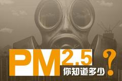 关于PM2.5,你了解多少?科技蟹一张图告诉你