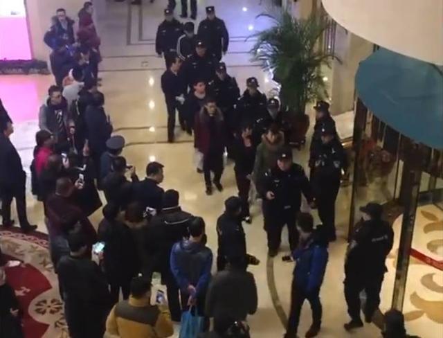 黄被查数百涉案怀信人被带走查询拜访北京夜总会模特佳丽招聘南京会所涉
