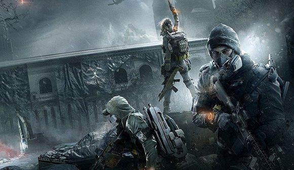 《品质有关》,延期只为游戏精神与中国全境封锁的广告设计图片