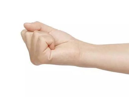 """握拳 30 秒,你的健康状况一目了然!"""""""