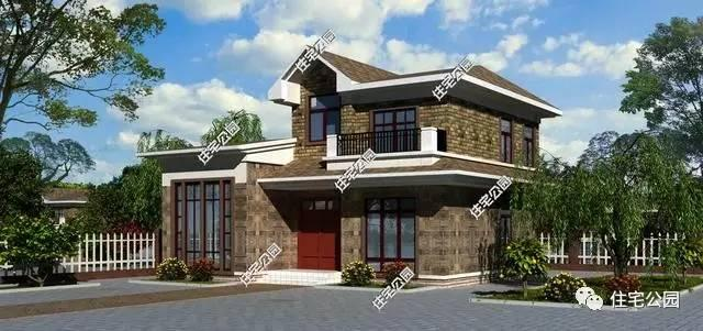 3套11x11米的农村别墅,哪套更实用?