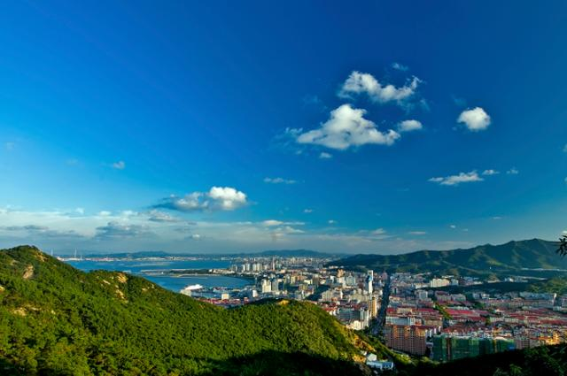 """去过威海就知道为何能成为中国最美的城市"""""""