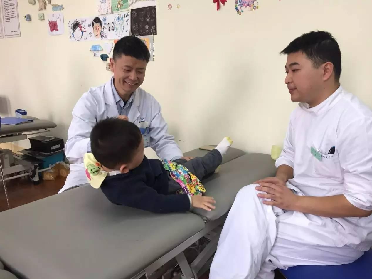 上海儿童医学中心着力打造一流儿童康复平台