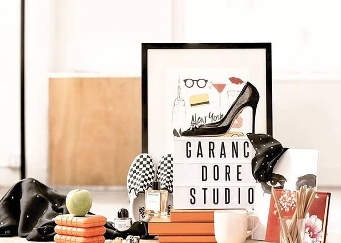 一幅时髦小插画 让你的家格调品位一起翻倍