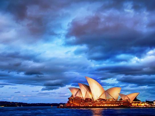 """去澳大利亚旅游必去的景点"""""""