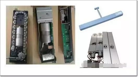 1电动链式开窗器1)参数结构及内部常见2)技术外形:推拉力:250n-600硬纸收纳图片