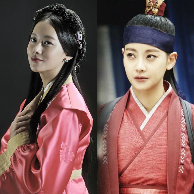 盘点韩剧中女扮男装的女主角 你喜欢哪一位