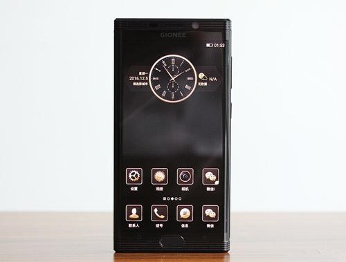"""金立M2017:高续航可比拟充电宝高端智能手机"""""""