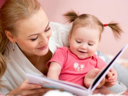 """学明星宝妈孩子出生就做早教,咱家娃长大也不落后"""""""