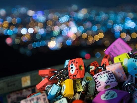 """和上海的夜生活不同,首尔的晚上长这样"""""""