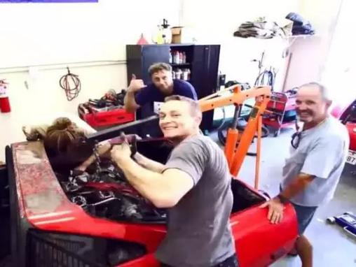 """法拉利改成电动车会怎么样?这个团队告诉你答案"""""""