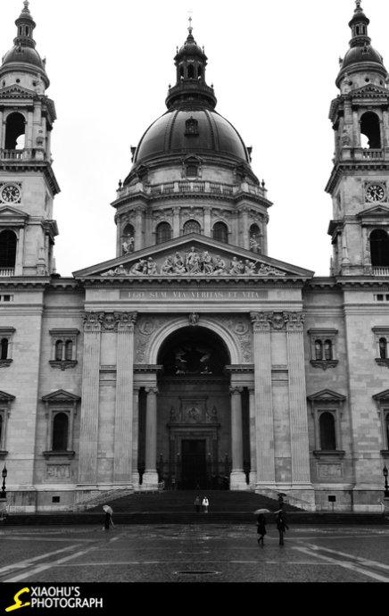 雨中的布达佩斯——匈牙利