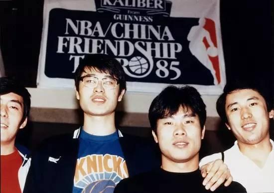 """梦想万岁!那些为NBA拼搏的中国人"""""""