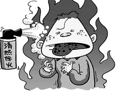 """养生常识:寒冬上火也别慌,给你解惑支招。"""""""