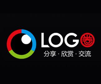 三个分享logo欣赏网站logo圈 logo世界 logo园
