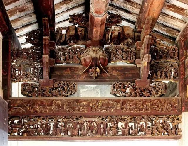 木雕房子精品图片