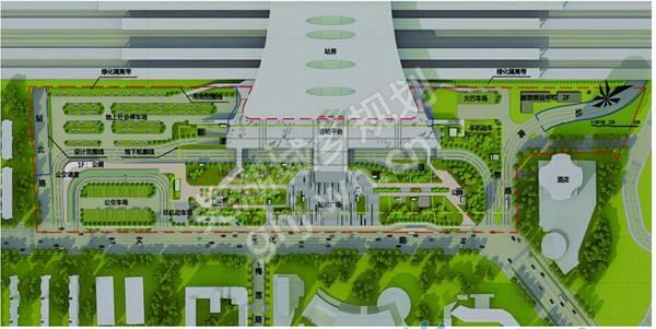 芜湖县湾西公路规划图
