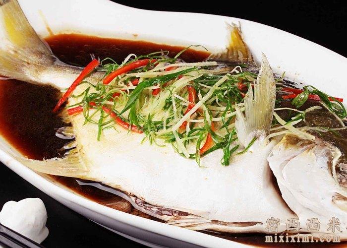 昨饮无锡水,今食武昌鱼,我们来道v排骨排骨吧长江三凤桥鲳鱼照片图片