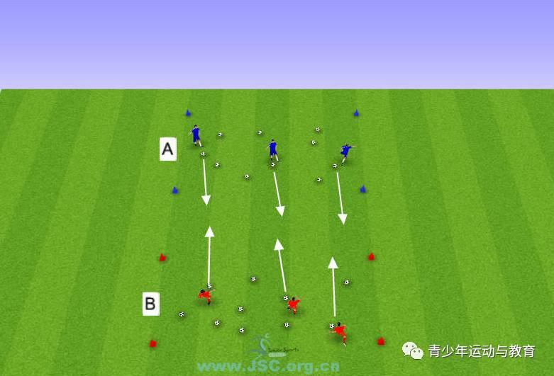 【教练角】足球手工方法:获救小游戏