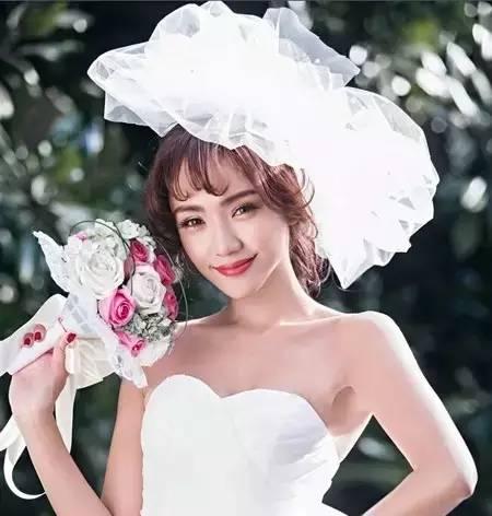 空气刘海 新娘造型 完美 浪漫图片
