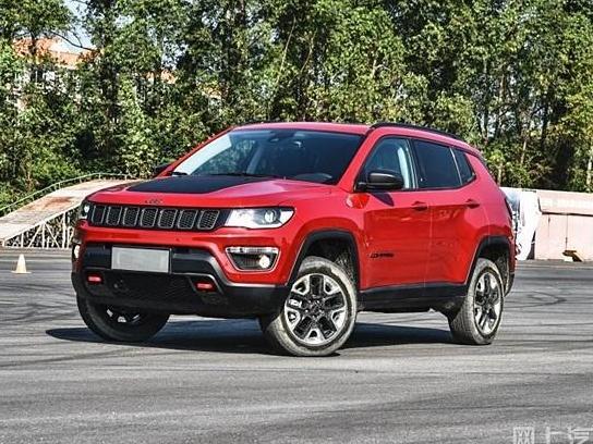 全新jeep指南者高清图片