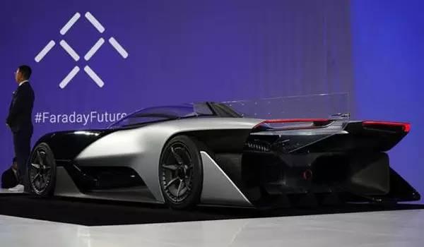 乐视汽车200亿的项目 竟然选择年底动土开工高清图片