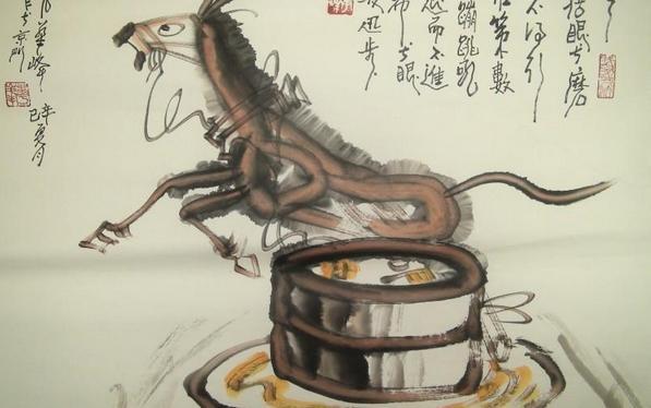 不管和尚挑水还是卸磨杀驴,一切都是中国式套