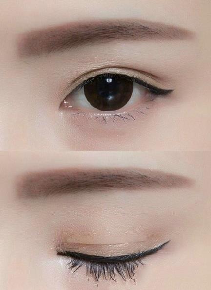 7种日常眼线画法大公开,展露不一样的你眼妆get!