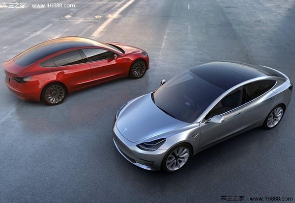 """特斯拉Model Y明年发布 Model 3同平台配鹰翼门"""""""