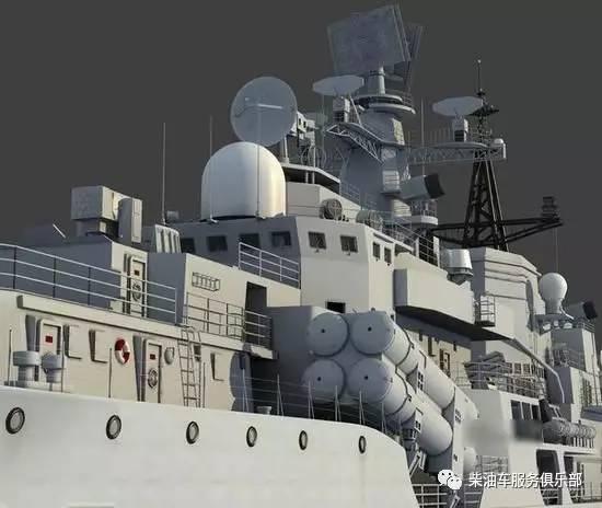 """中国亿元""""魔改""""俄罗斯军舰,俄专家声称""""一下没认"""""""