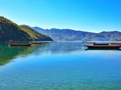 """泸沽湖旅游交通指南"""""""