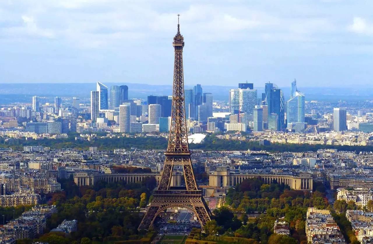 长沙竟要搬来一座巴黎铁塔!法式迷情浪漫强势攻占全城!