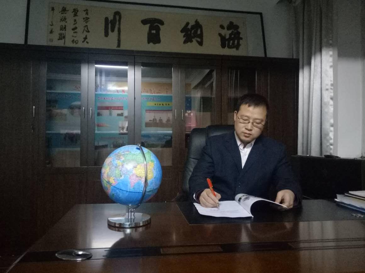"""立财职前教育创始人李友才先生新年寄语"""""""