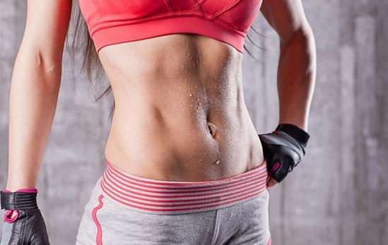 运动减肥小腿变肌肉图片