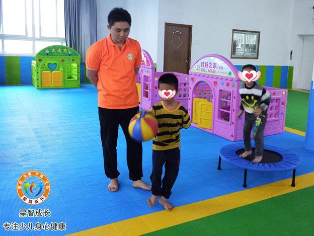 """促进自闭症儿童自理能力发展的游戏"""""""