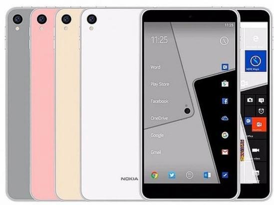 """HMD 计划明年将推出5款诺基亚手机"""""""