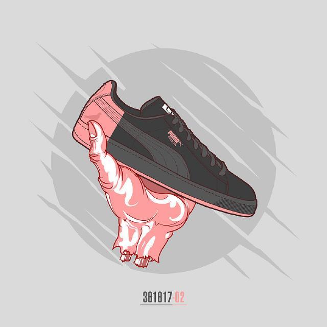 素描球鞋精湛,全面解析不一样的风格