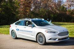 福特新一代自动驾驶试验车型全面升级:计算能力更强、视野更好