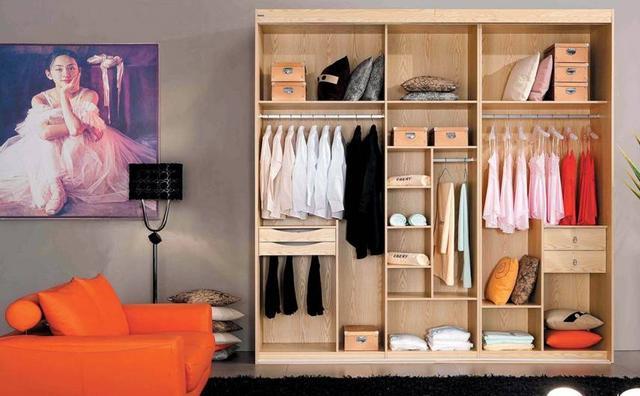 衣柜要好用,设计好内部结构很重要!