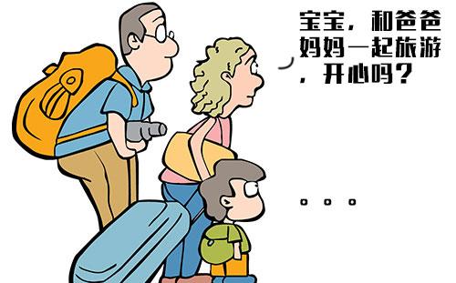 故事:带3-6岁的孩子长途旅游,真的很难吗?图片