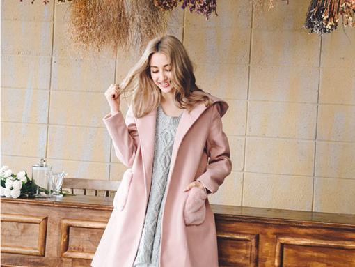 """2017订个小目标,买件大衣过过时尚"""""""