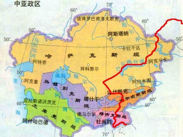 """它们曾是中国的内陆湖,如今成了别人的旅游疗养地"""""""