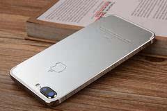 白色版iPhone7或发布?牛人已打造18K白金5s版苹果7