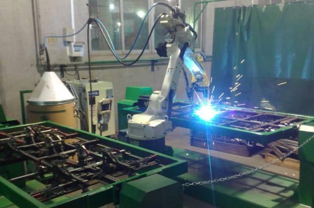 """焊接机器人编程技巧及应用讲解"""""""