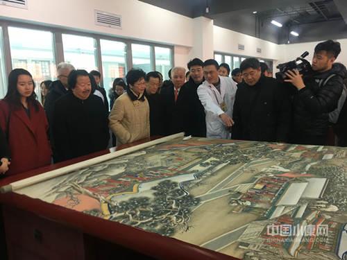 故宫文物医院及教育中心 建福榜 揭幕仪式举行